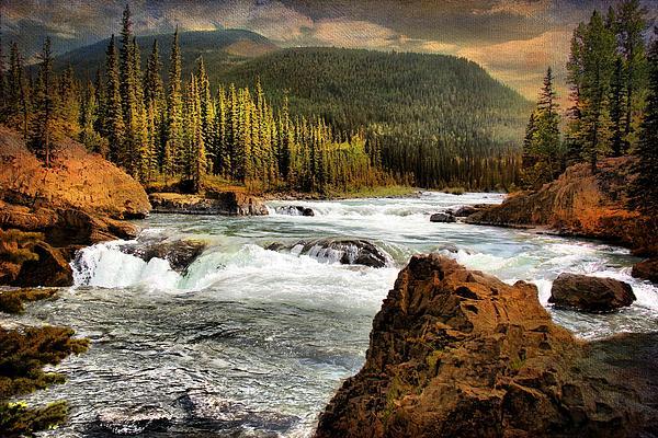 Vickie Emms - Elbow Falls