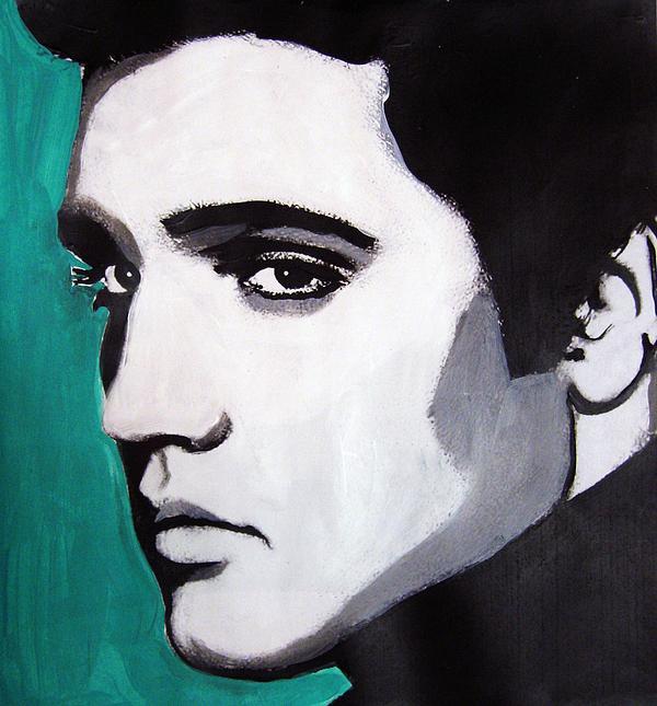 Elvis Print by Venus