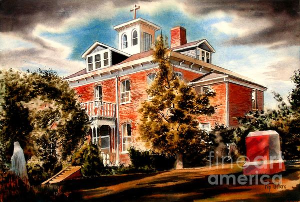 Emerson House Print by Kip DeVore