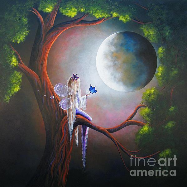 Enchanted Beginnings By Shawna Erback Print by Shawna Erback