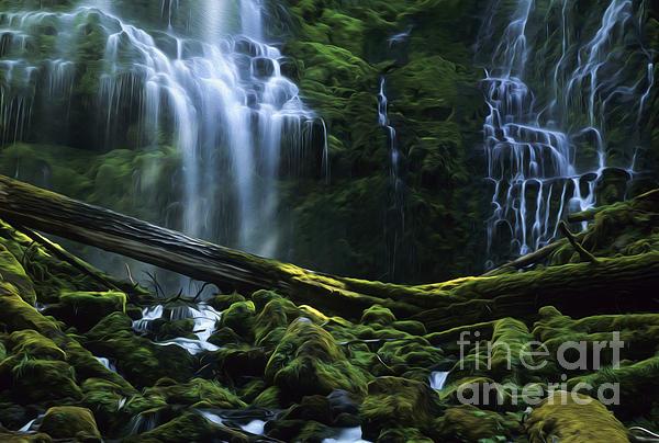 Bob Christopher - Enchanted Spaces Proxy Falls Oregon