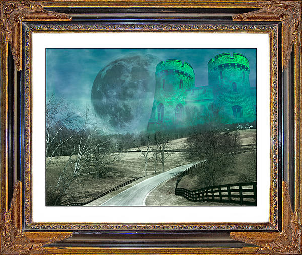 Enchanting Evening With Oz Print by Betsy C Knapp