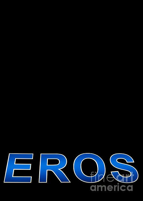 Eros Print by Stylianos Kleanthous