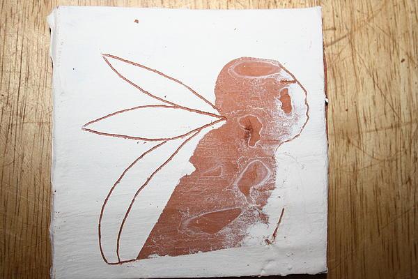 Esau - Tile Print by Gloria Ssali