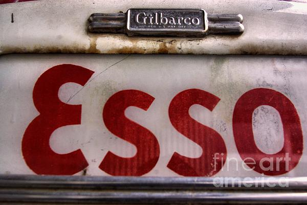 John S - Esso Gas