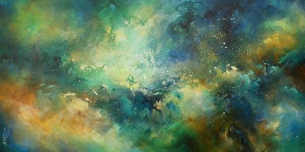 'eternity' Print by Michael Lang