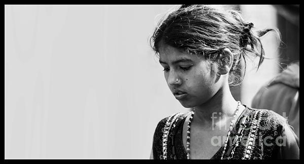 Expression Print by Gajendra Jha