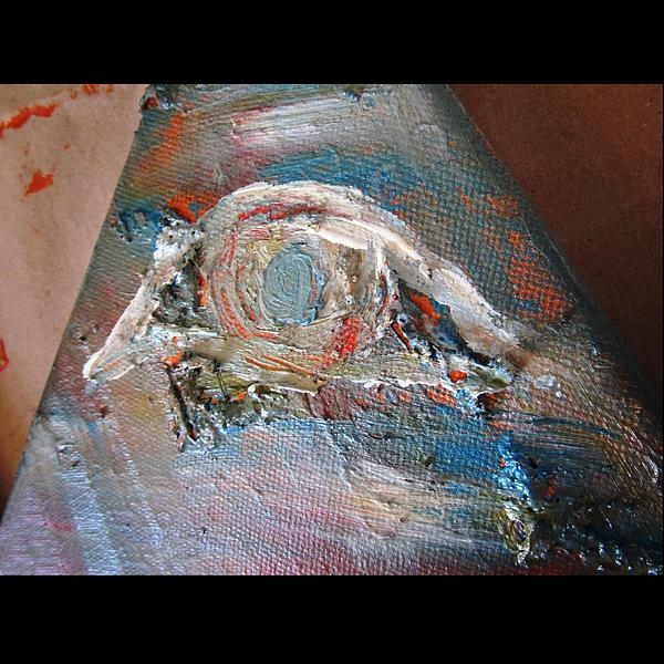 Eye Print by Marianna Mills