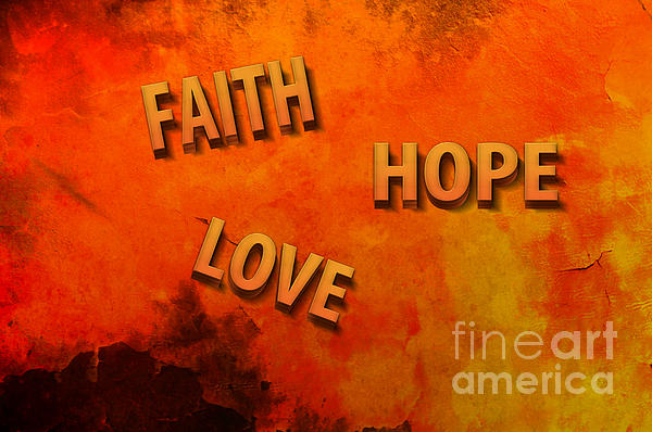 Beverly Guilliams - Faith Hope Love