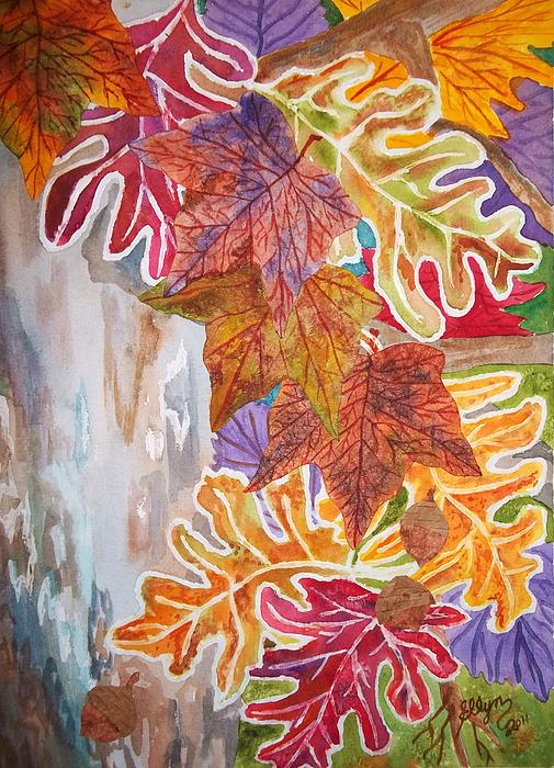 Ellen Levinson - Fall Flurry