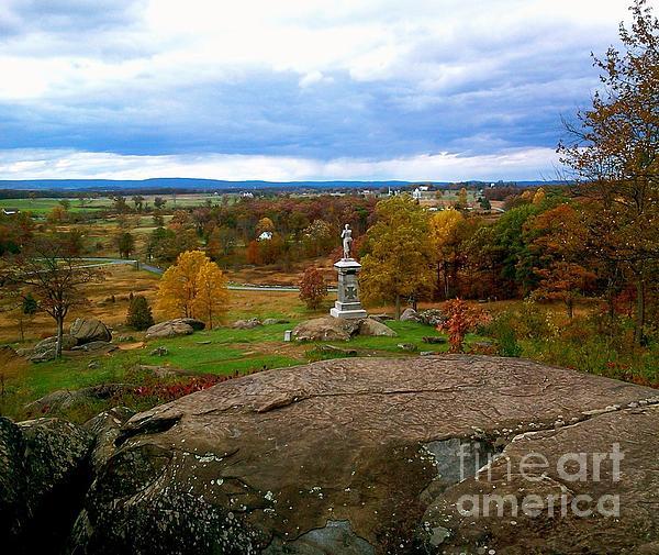 Amazing Photographs AKA Christian Wilson - Fall in Gettysburg