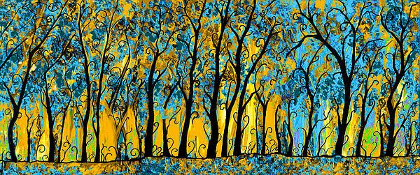 Sue Holman - Fancy Forest