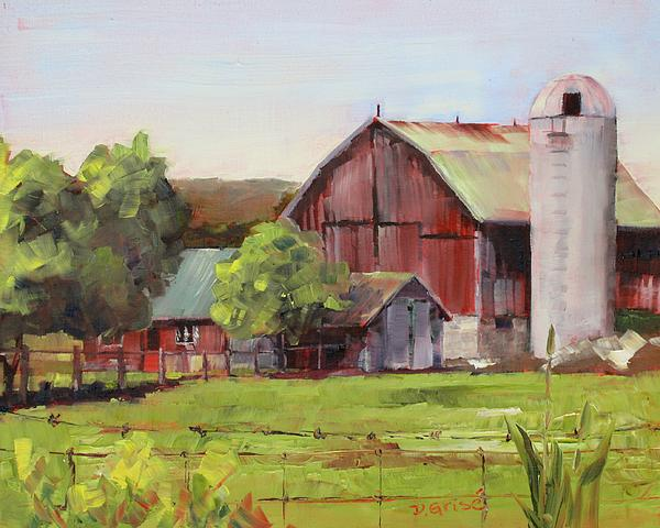 Deb Grise - Farm On Ingram Road