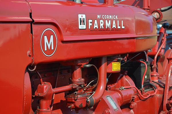 Farmall M Hood : Farmall hood by tom bohon