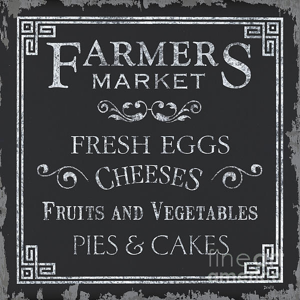 Farmers Market By Debbie Dewitt