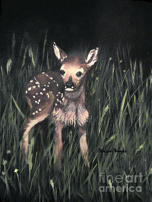 Sharon Burger - Fawn