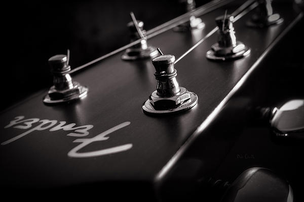 Fender Acoustic I Print by Bob Orsillo