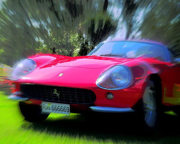 Kevin Grant - Ferrari 275 GTB Roma 666669