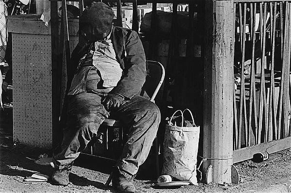 Film Noir Robert Mitchum Where Danger Lives 1950 El Bulla Nogales Sonora Mexico 1968 Print by David Lee Guss