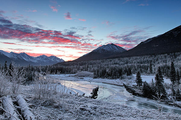 Fire And Ice By Ed Boudreau