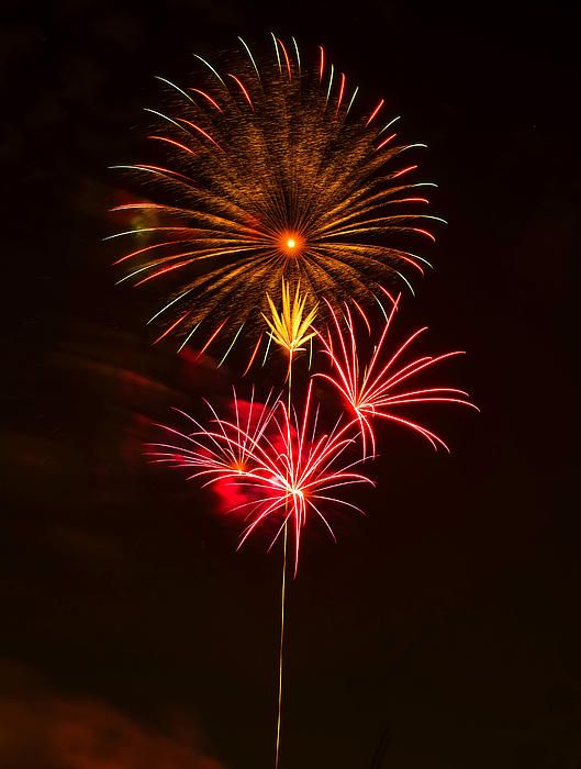 Chris Flees - Fireworks 4