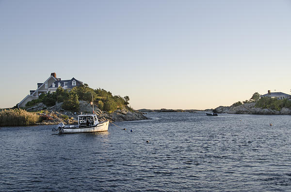 Fishing boat newport rhode island by bill cannon for Fishing newport ri