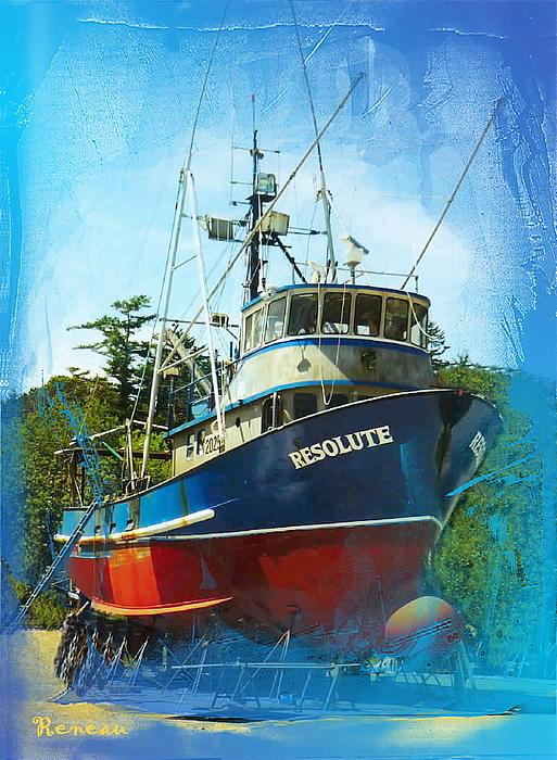 Sadie Reneau - Fishing Vessel Resolute
