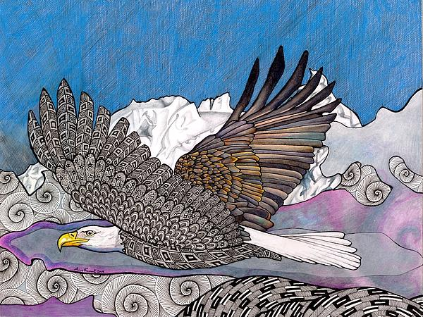 Amy Frank - Flight of the Eagle