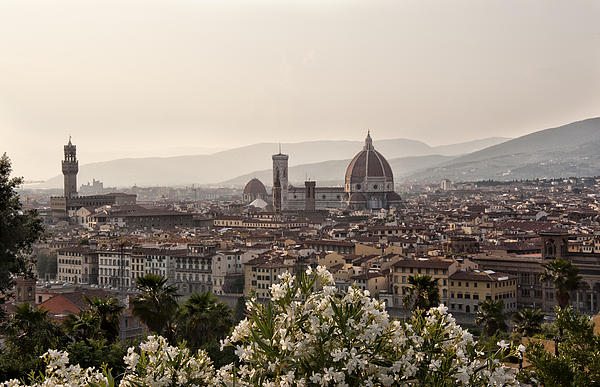 Florence Italy Print by Melany Sarafis