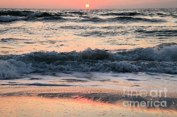 Florida Pastels Print by Adam Jewell