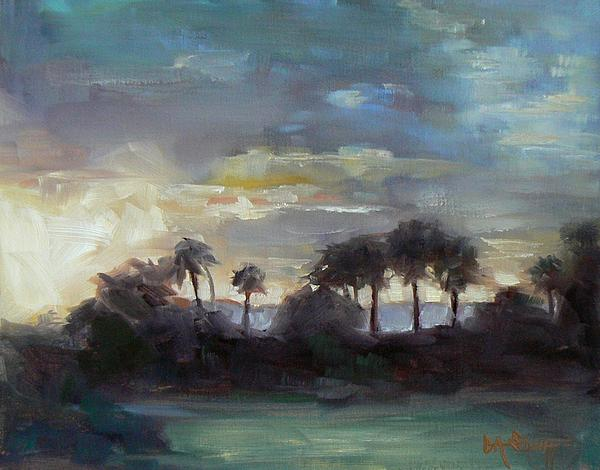 Carol Schiff - Florida Wetlands Sunset