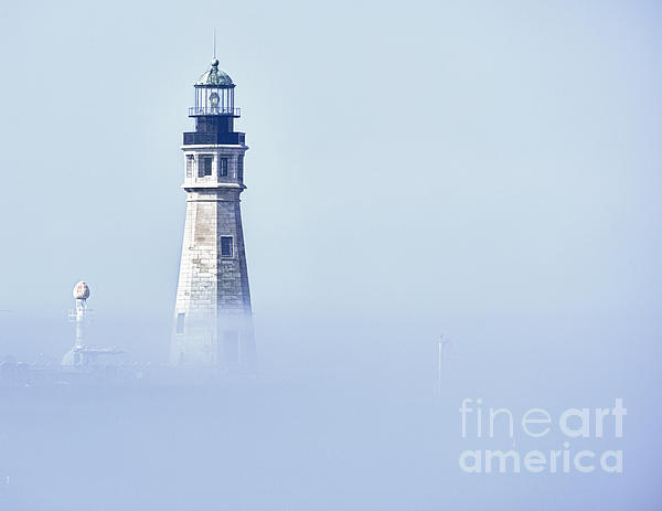 Fog Print by Phil Pantano