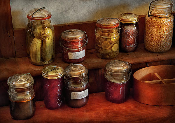 Mike Savad - Food - Preserving History