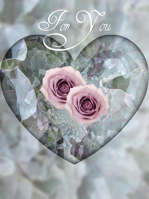 For You Print by Shirley Sirois