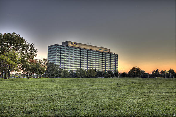 Ford motor company headquarters in detroit michigan with for Ford motor company corporate office