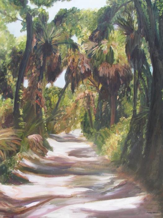 Patty Weeks - Fort George Island