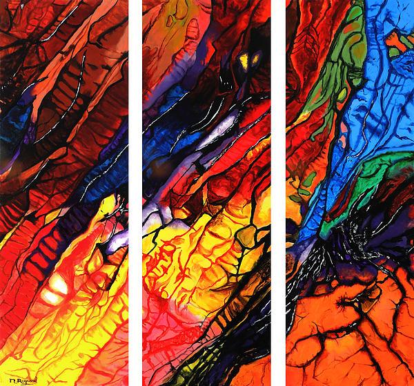 Malcolm Regnard - Fossils of Faith