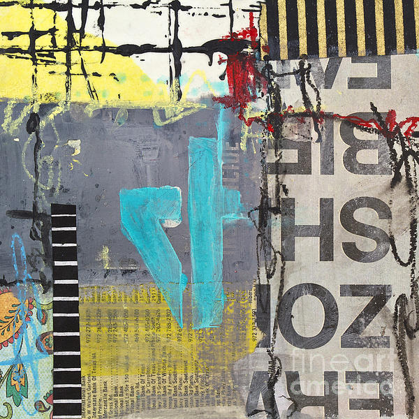 Four Print by Elena Nosyreva