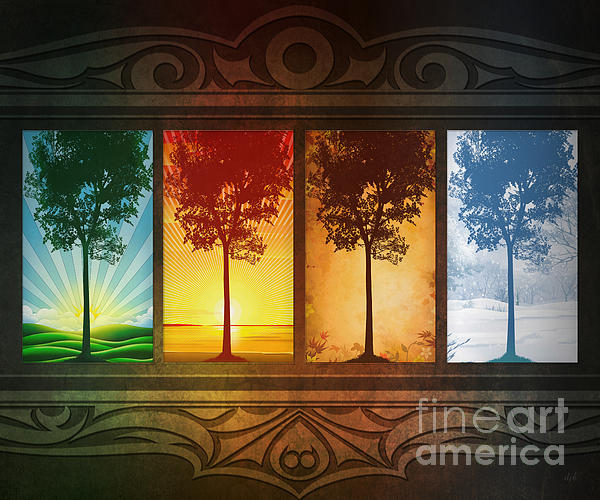 Bedros Awak - Four Seasons