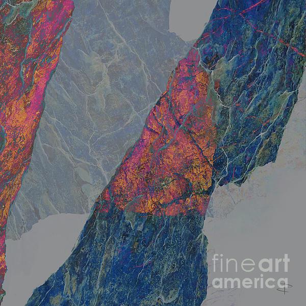 Fracture Xxx Print by Paul Davenport