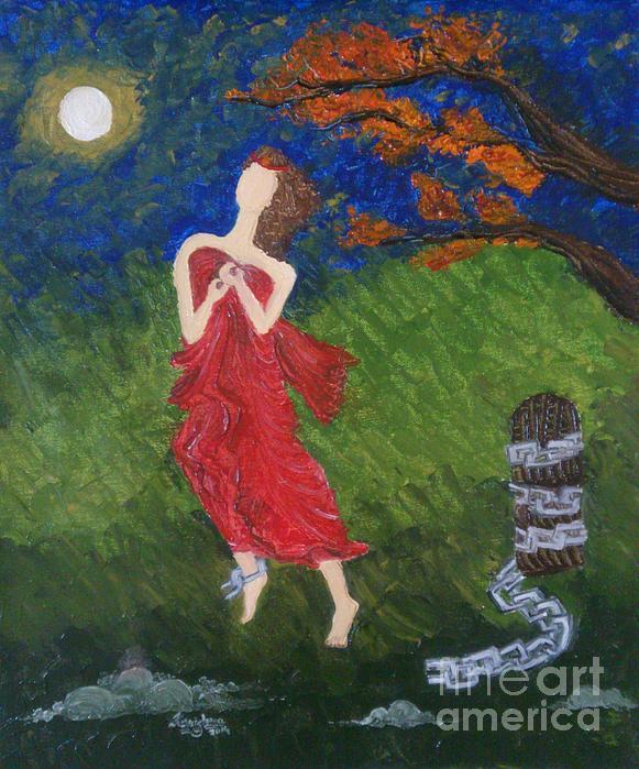 Karishma Desai - Freedom Of Her Soul
