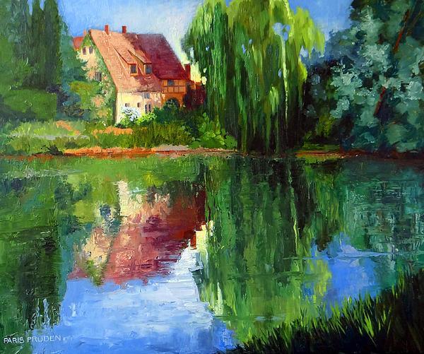 Nancy Paris Pruden - French Cottage