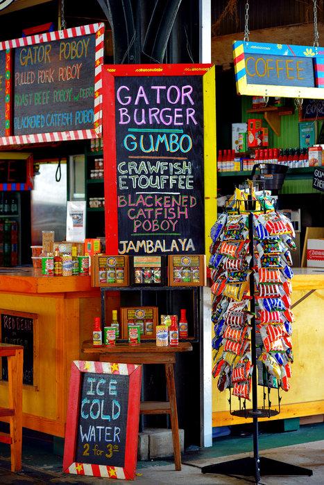Christine Till - French Market New Orleans