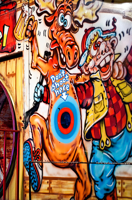 Steve Harrington - Fun House Art