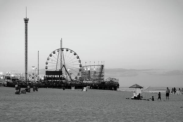 Angie Tirado - Funtown Pier - Jersey Shore