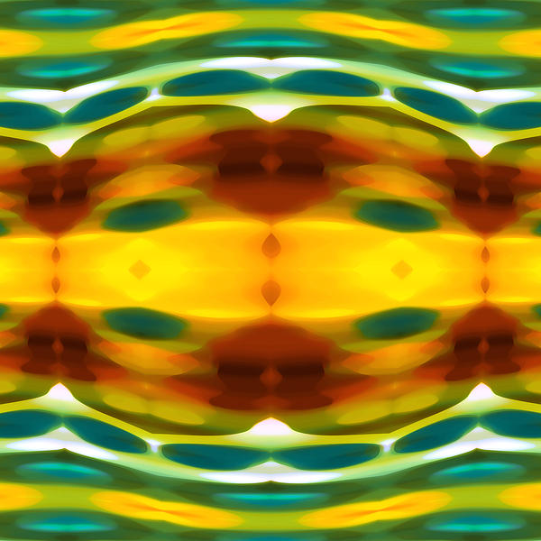 Fury Pattern 5 Print by Amy Vangsgard