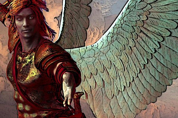 Suzanne Silvir - Gabriel the Archangel