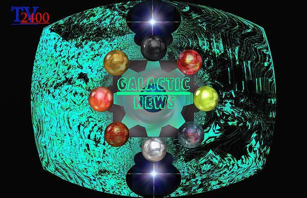 Romuald  Henry Wasielewski - Galactic  News