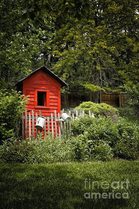 Garden Still Life Print by Margie Hurwich