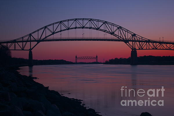 Gateway To Cape Cod Print by Amazing Jules